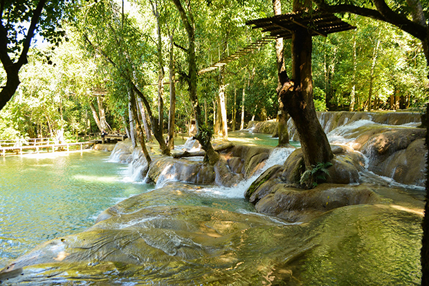 Laos Waterhole