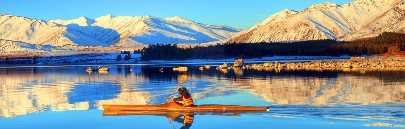 New Zealand Lake photo