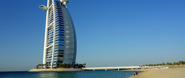 Burj Al Arab is a reason why you should head to Dubai for your next holiday