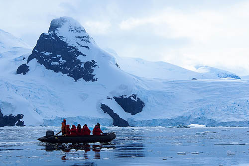 Brave the elements to see some amazing wildlife like penguins and whale in one of the largest uninhabited areas of the world: Antarctica. This is just one of the many locations to travel to when planning your dream holiday.