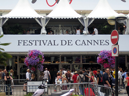 Perhaps the most well-known top film festivals on the list, the Cannes Film Festival is known for attracting A-list stars.