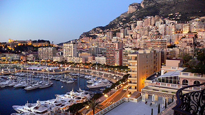 Dazzling by day or night, Monaco is the place to live it up.