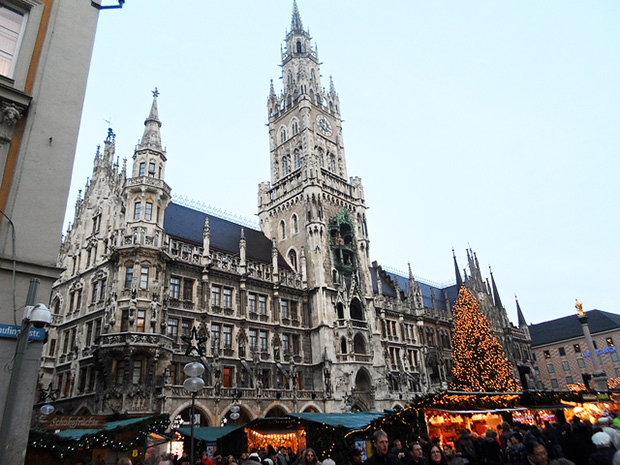 Marienplatz, Germany
