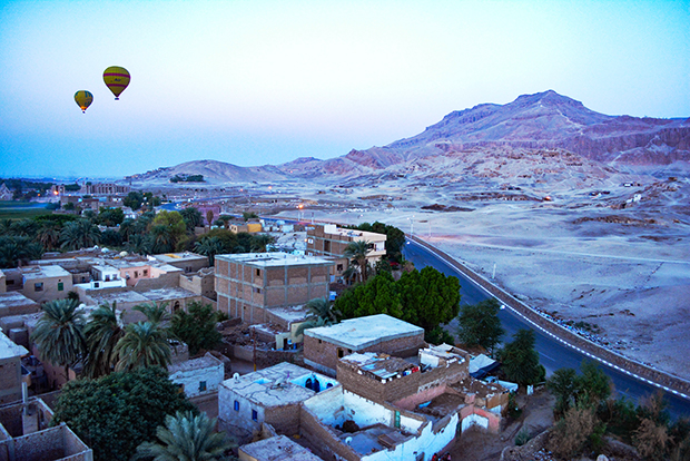 Go Underground And Get A Bird S Eye View In Luxor Cover