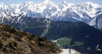 Mountain biking in europe