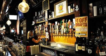 Craft beer bar new york