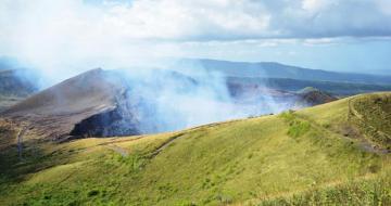 Nicaragua Masaya Crater