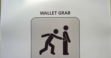 Wallet grab icons